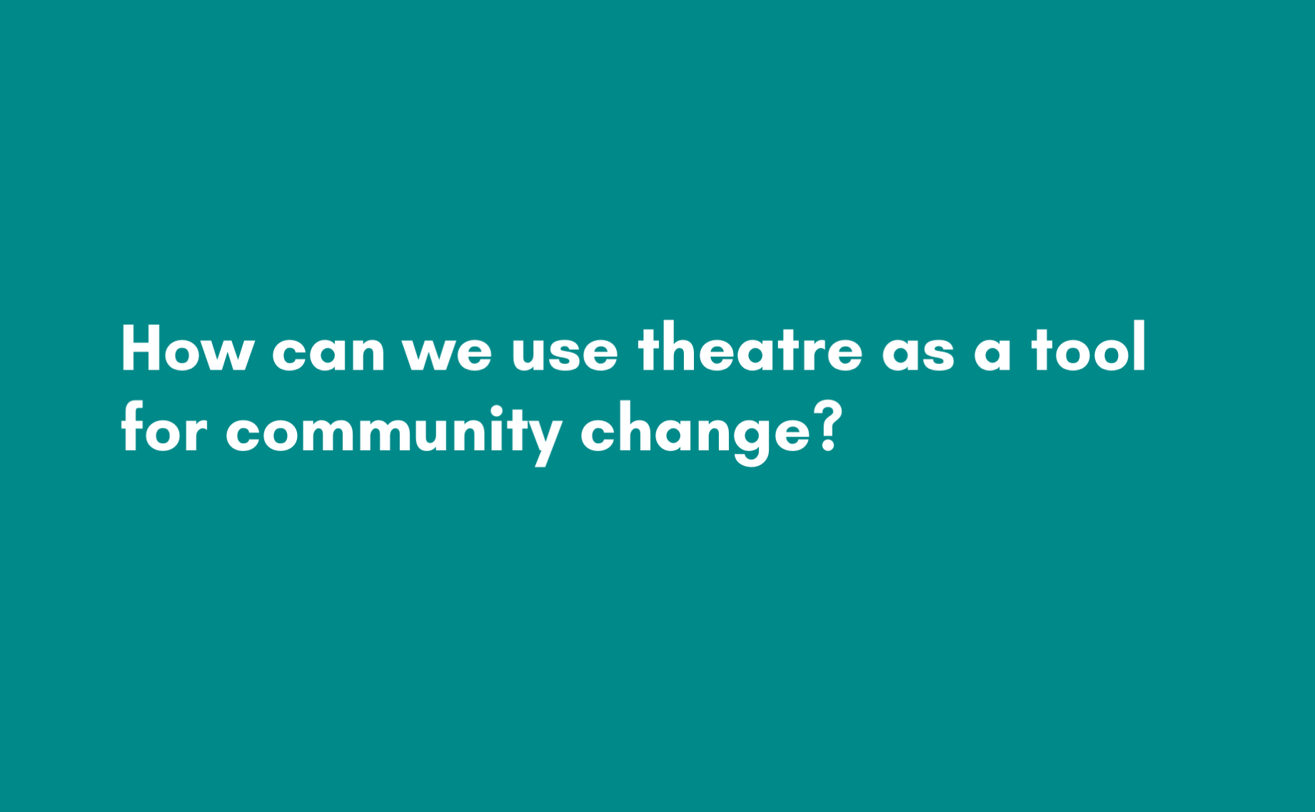 2020 Webinar Theatre for Change (2)