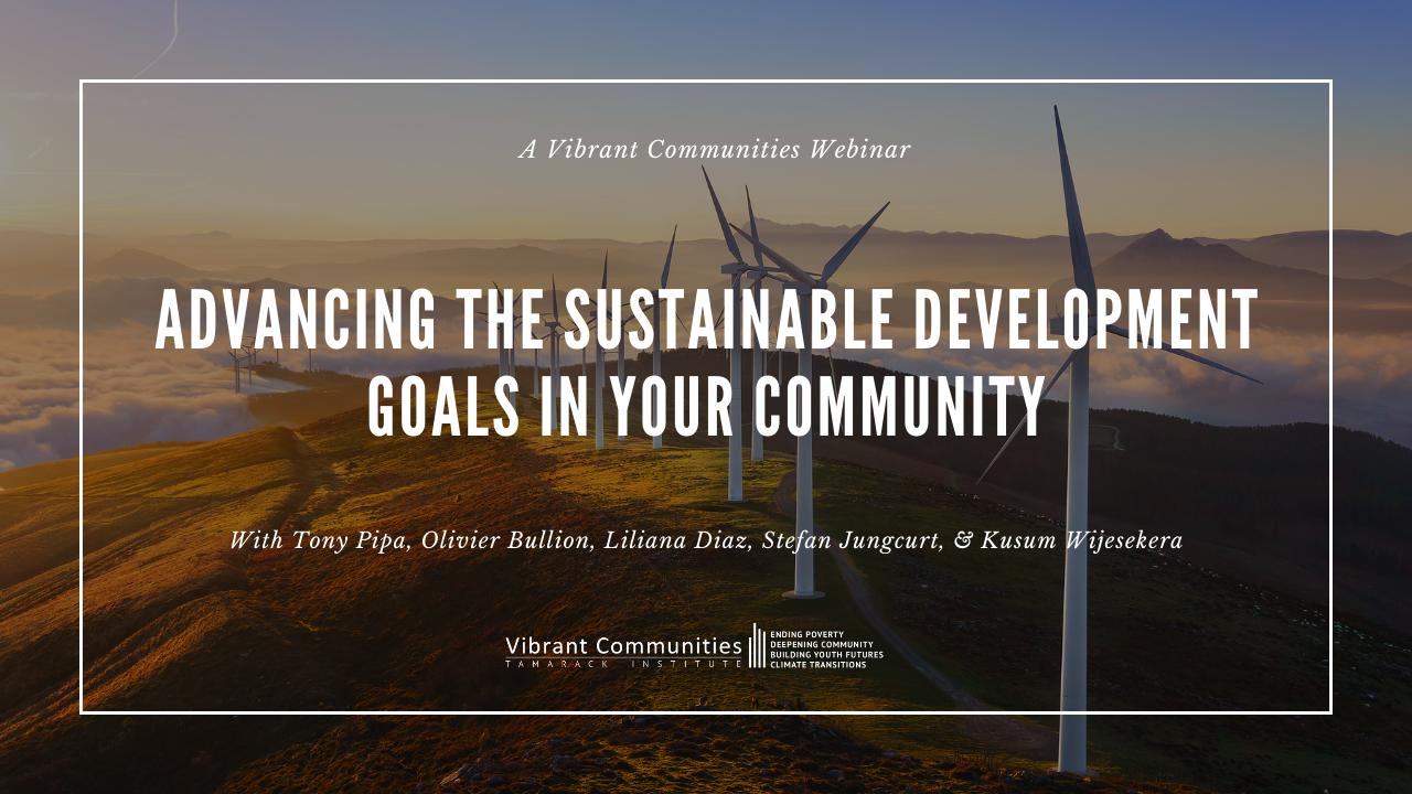 CCT SDGs Webinar featured image