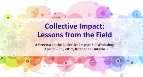 Collective Impact Lessons from the field