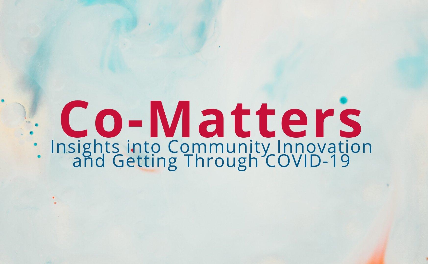 Co-Matters Webinar