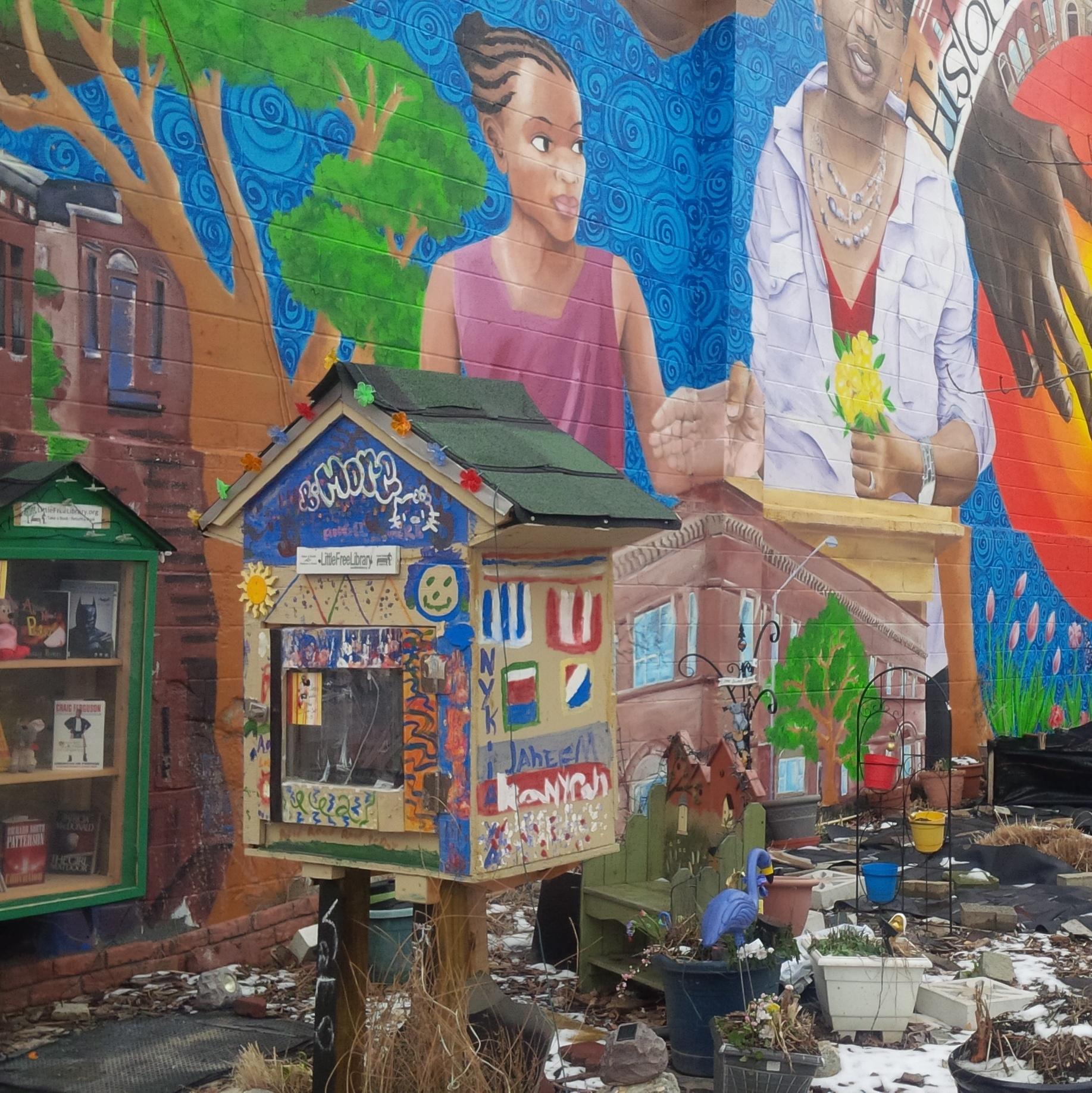 Community Development Street Art