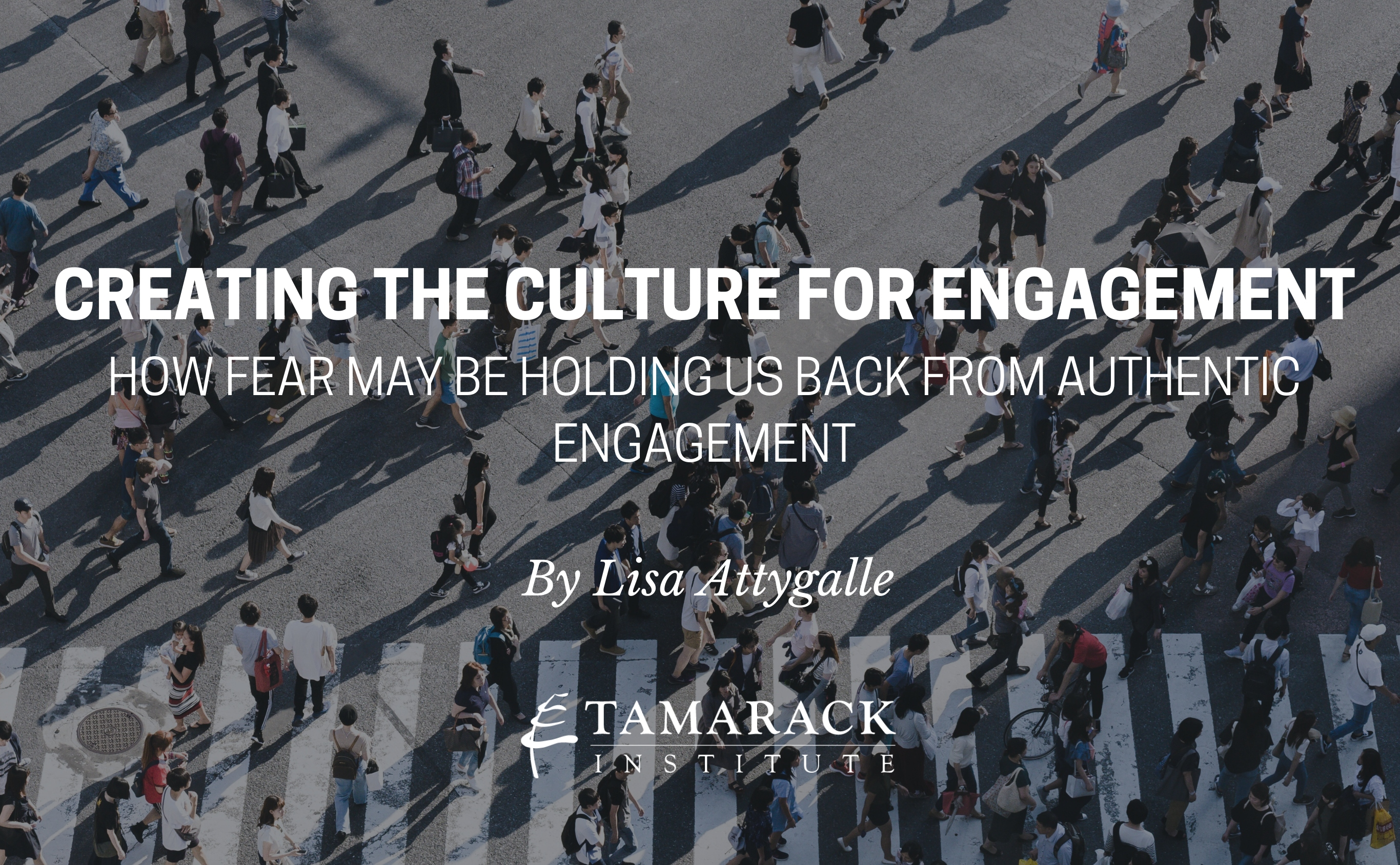 Creating the Culture for Engagement 53