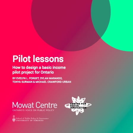 Cover of Pilot Project
