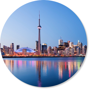 Toronto_Skyline_Circle
