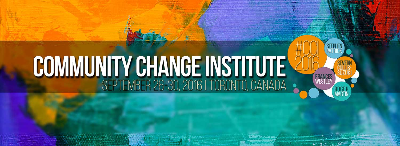 Community Change Institute