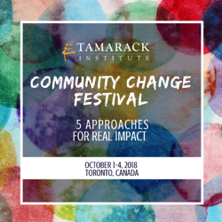 Community Change Festival Square