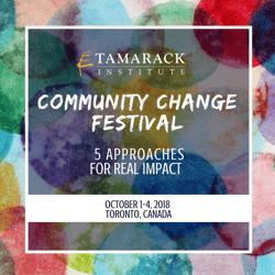 Community Change Festival Square