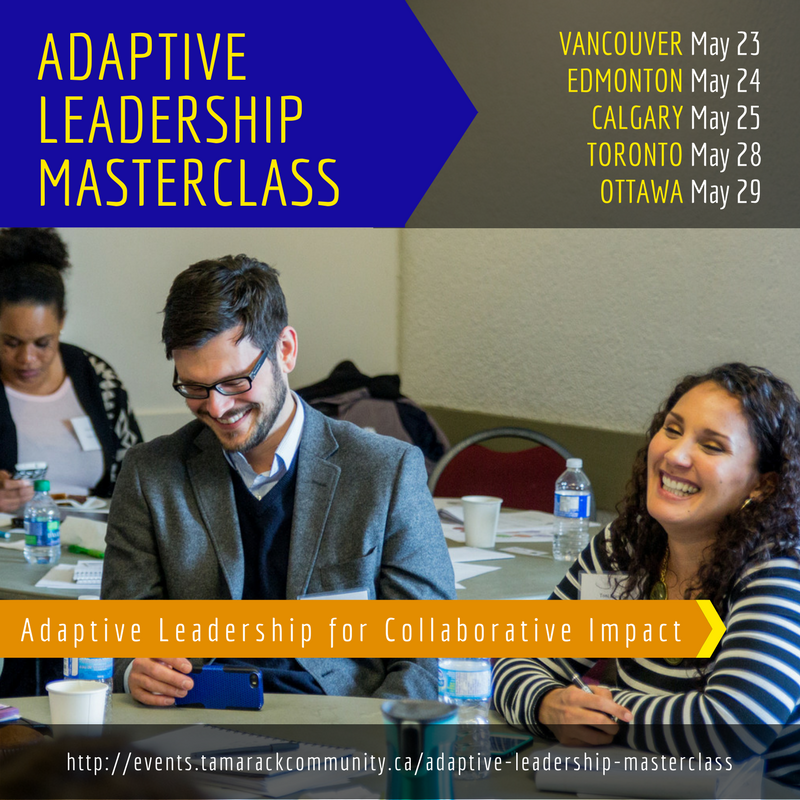Adaptive Leadership Square Banner