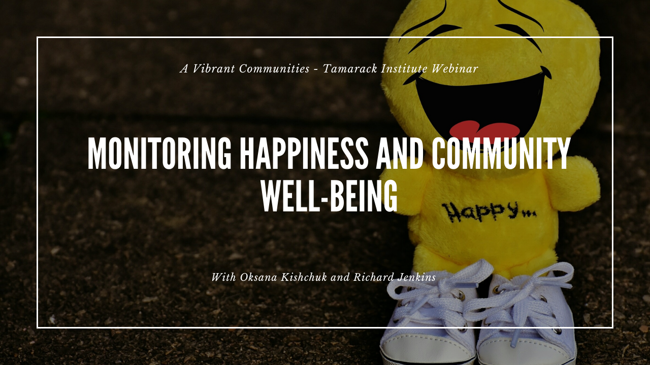Happiness Webinar