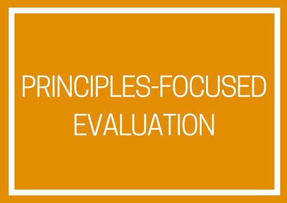 Principles Focused Evaluation Banner