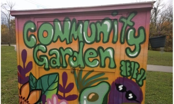 Centennial Community Garden