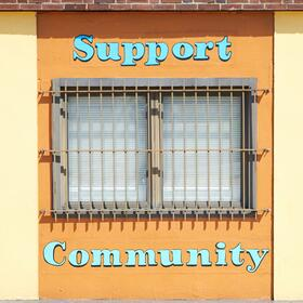 Support community-1
