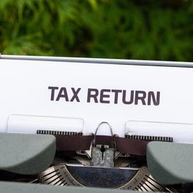 Tax return-1