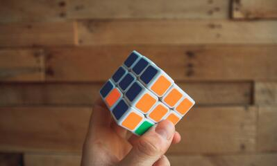Rubik's cube Photo