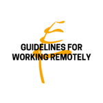 Tamarack Institute Guidelines for Working Remotely Square