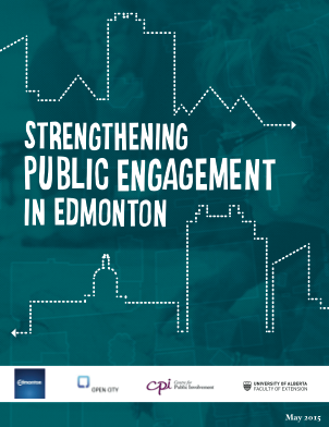 Strengthening Public Engagement in Edmonton