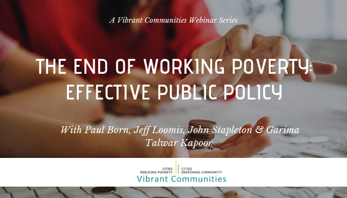 The End of Poverty Webinar #2