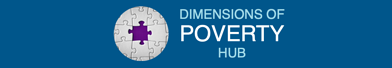dimensions of poverty hub