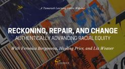 Reckoning, Repair, and Change