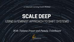Webinar Scale Deep