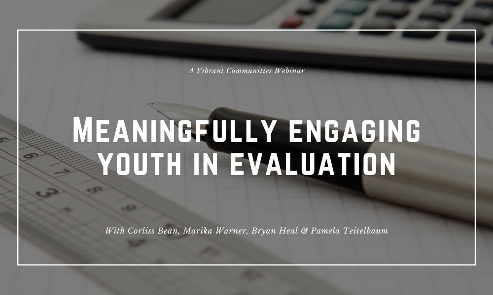 Youth & Evaluation