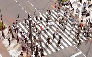 human crowd