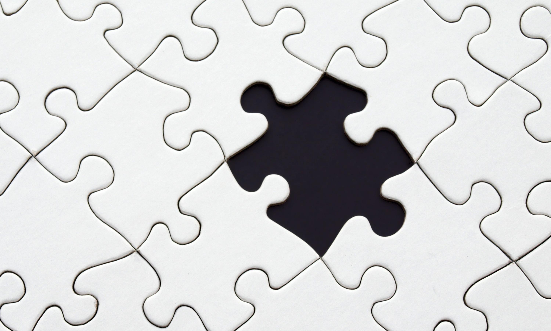 puzzle piece 3 x 5
