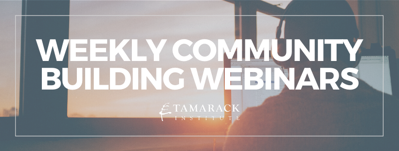 2020 Free Community Building Webinars 820 FB (1)