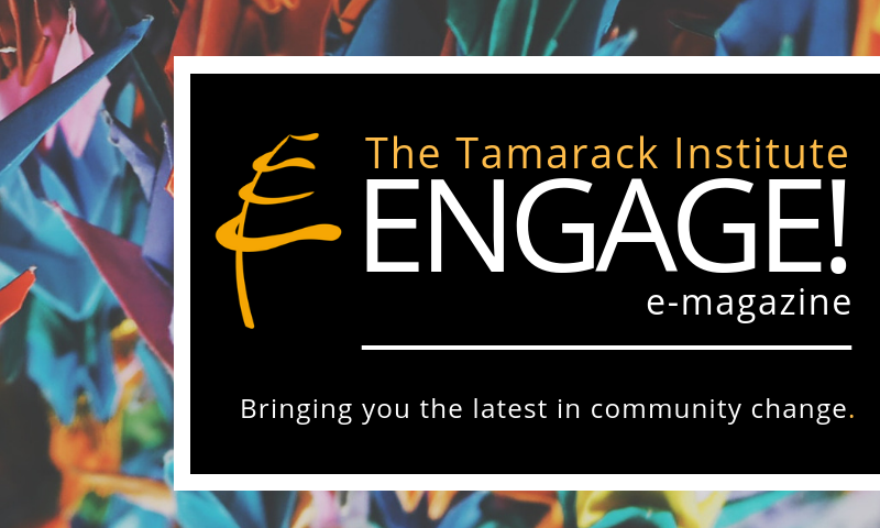 Engage latest homepage banner