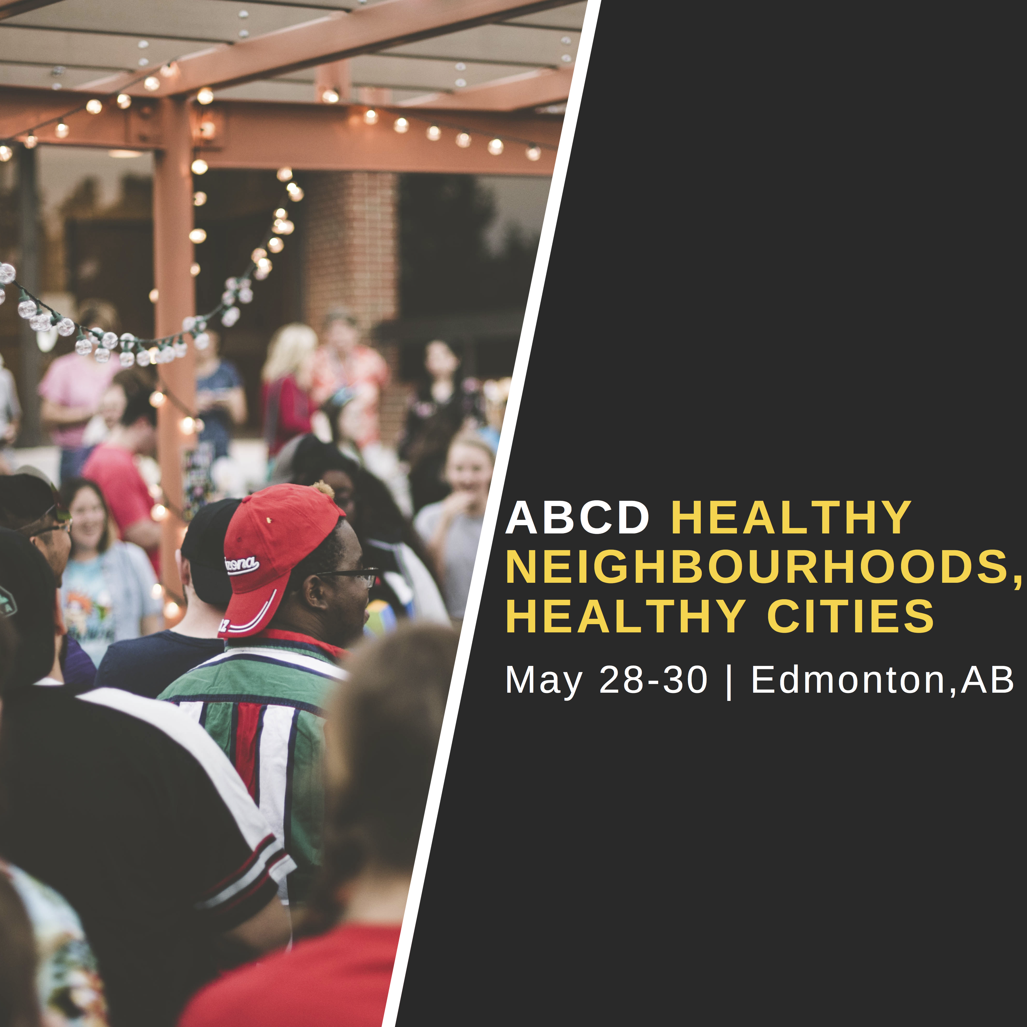 ABCD Event banner - Square