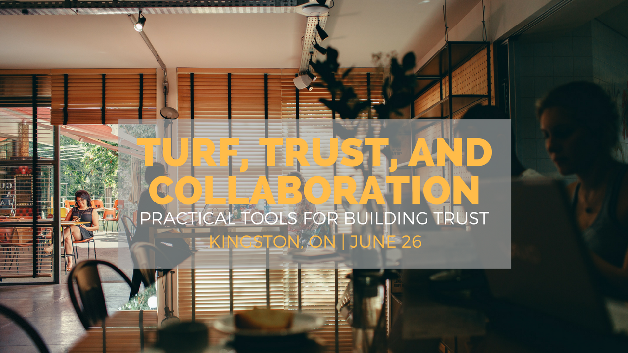 Turf Trust and Collaboration workshop image