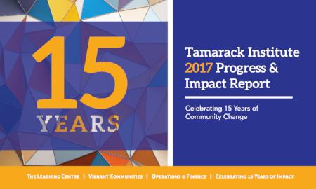 Tamarack Annual Report