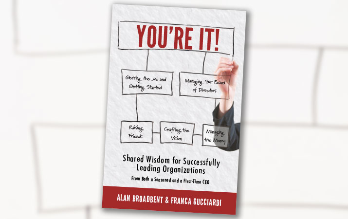 You're It book cover