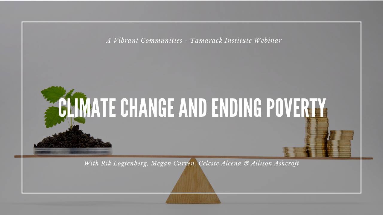 Climate Change Webinar