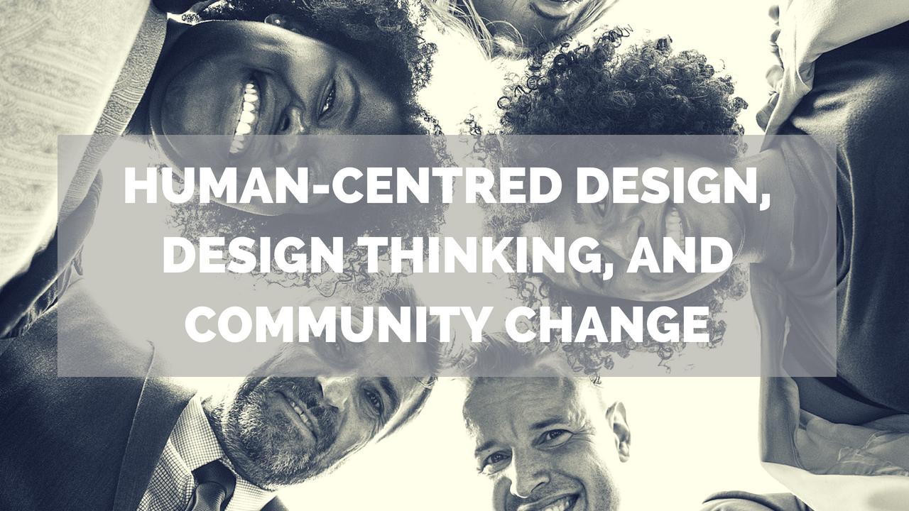 Human Centered Design Webinar Image