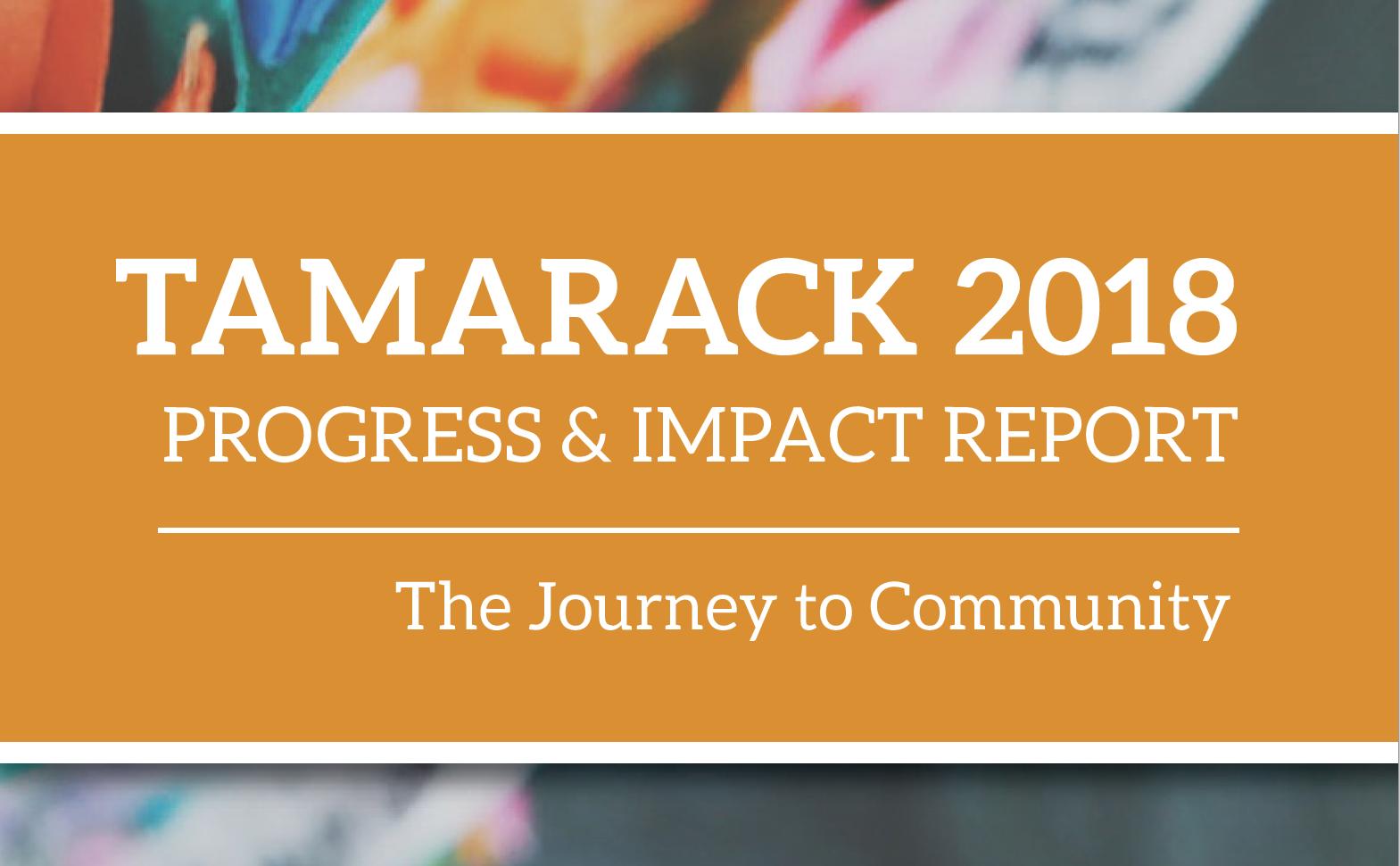 2018 Annual Report Thumbnail